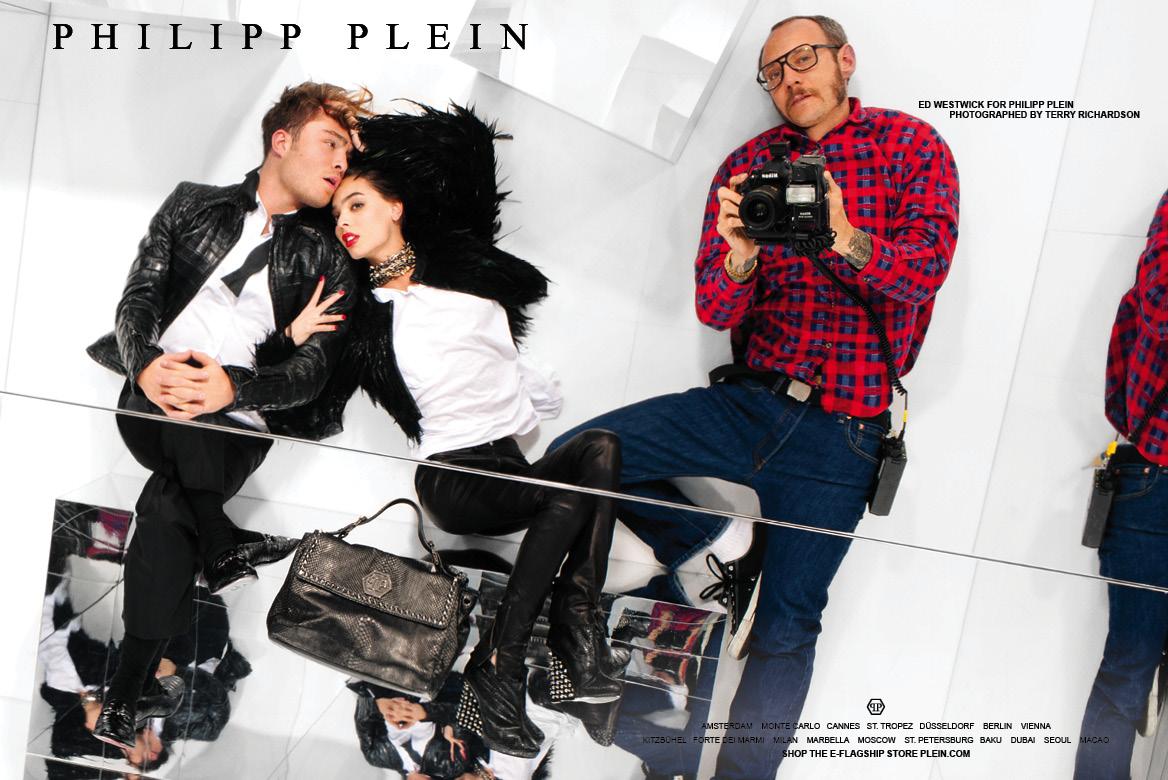 MQM Art Director Philipp Plein